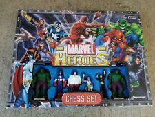 Marvel Heroes 2003 Chess Set: excellent condition