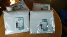 """4x New Slipcover Surefit Dining Room Chair Cover Natural Up To 42"""" Tall"""
