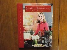 """REBECCA LANG  Signed  Book(""""SOUTHERN  ENTERTAINING""""-2004 First Edition Hardback)"""