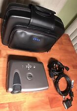 Dell 3200Mp Dlp Projector Bundle w/Carrying Case + Accessories| 865 |