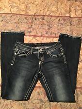 Womens Twenty One Black By Rue 21 Jeans Size 7/8 Regular