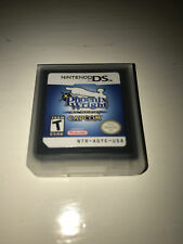 Phoenix Wright: Ace Attorney Video Game W/ Case for Nintendo DS Lite TESTED