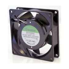 AC9225240 240V Ac 92Mm Fan Sunon Ball Bearing Motor Fan Rating: 220-240Vac (14W)