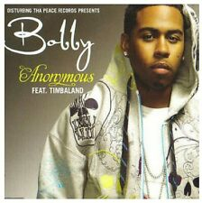 """Bobby Valentino Ft. Timbaland  Anonymous 12"""" VINYL Hip Hop Freestyle RnB/Swing"""