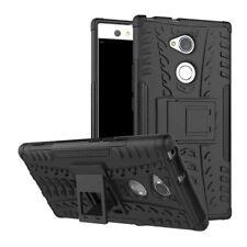 Etui Hybride 2teilig Extérieur Noir Étui pour Sony Xperia Xa2 Ultra Cover