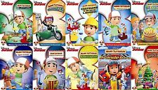 Dvd MANNY TUTTOFARE - (10 Cartoni Animati) ***Junior Disney*** ......NUOVI