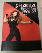 Shania Twain Rock This Country Tour 2015 VIP Photo Book