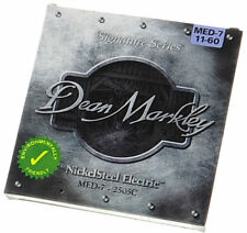 Dean Markley 2505C 7MED 11-60 NickelSteel Electric, 7-String
