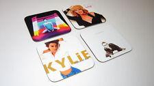 Kylie Minogue  Album Cover COASTER Set #2