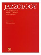 Jazzology The Encyclopedia Of Jazz Theory For All Musicians Learn MUSIC BOOK