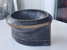 Bronze Prix Jacques Léon Fondation Louis Vouland Avignon,signé AJDS Paquebot