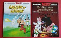 Asterix & Obelix Band 33  Gallien in Gefahr + Sonderband 2019 ungelesen