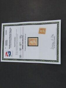 Nystamps US Stamp # 71 Mint OG $2600 PSE Certificate