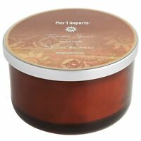 NWT PIER 1  TUSCAN SPICE 3  WICK CANDLE
