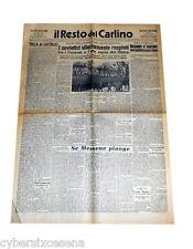 Il RESTO del CARLINO 22 aprile 1944 rsi