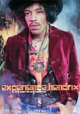 Jimi Hendrix 1998 Experience Best Of Original Promo Poster