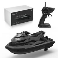2.4G Wireless Remote Control Motorboat High Speed Boat RC Racing Kid Toys