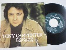 TONY CARPENTER Linda SPAIN 45 1975 Manolo Y Ramon DUO DINAMICO