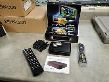 MAG250 Set Top IP TV Box High Definition With eithernet, USB, HDMI OUT NEW