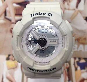 Casio Baby-G Punching Pattern Series Ladies Watch BA-110PP-7A