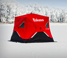 NEW ESKIMO FATFISH 949 FF949 PORTABLE 3-4 MAN FISH HOUSE SHELTER  ICE FISHING