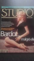 "Bardot Rivista N° 113 "" Studio "" Luglio-Agosto 1996"