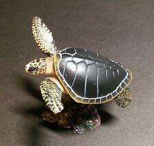 Yujin (Like Kaiyodo Takara) Olive Ridley Turtle Replica Pvc Figure Model
