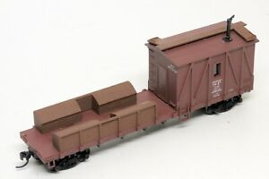 MOW TRAINS Walthers SOUTHERN PACIFIC Crane Tender SP #2156 Work Train KD5