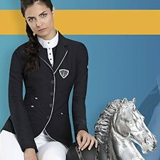 Equiline Billy competition jacket 46 Black