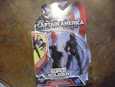 Captain America The Winter Soldier figure opened or unopened