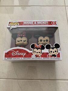 DISNEY Mickey Mouse - Mickey & Minnie Valentine EXCLUSIVE Funko Pop Vinyl Figure