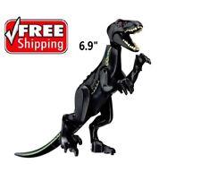 ☀️ Black Indoraptor Jurassic World 2 Fallen Kingdom Park Big Dinosaur fit LEGO