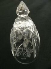 Waterford Crystal Christmas Bell Songs Of Christmas 1998 Herald Angels
