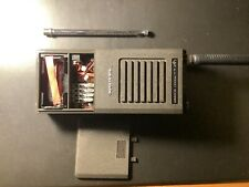 Realistic Pocket Scanner UHF, VHF 4 Channel, 4 Batteres