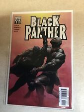 BLACK PANTHER # 2 2005 FIRST APPEARANCE SHURI MARVEL COMICS