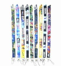 Fortnite Lanyard Keychain ID Phone Holder 9 Styles Available USA Seller New