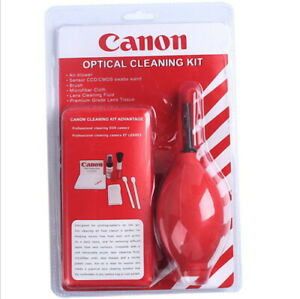 CANON 7 in 1 Professional Lens Cleaning Cleaner kit for DSLR Cameras