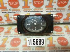 2003 03 2004 04 2005 05 INFINITI FX35 DASH CLOCK DISPLAY 25810-CG000 OEM