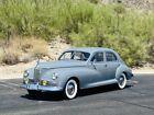 1947 Packard Custom Super Clipper 2106  1947 Packard Custom Super Clipper 2106  21858 Miles Vanderbilt Grey Sedan