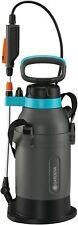 Gardena Irroratore a pressione Plus 5 lt Spruzzatore Nebulizzatore Telescopico