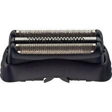 ForBraun 32B Series 3 320 330 340 380 390 Black Shaver Foil Cutter Head Cassette