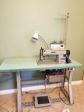 Juki Ddl 5550 6 Automatic Thread Cutter Industrial Sewing Machine Bartack Unit