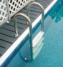 Above Ground In-Pool Three-Step Ladder For Fanta-Sea Swimming Pools