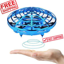 Drone Mini Helicopter UFO RC Drone Infrared Hand Sensing Aircraft Quadcopter