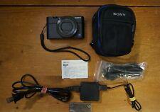 Sony DSC-RX100 III 20.1 MP Digital SLR Camera - Black