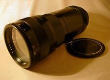 TAIR-33 300mm F4.5 lens telephoto for SALUT SALUT-S KIEV-88 camera ARSENAL 1973