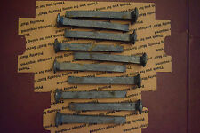 10 Railroad Spikes never used