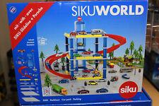 Siku 5505 Parkhaus für Autos Parkgarage Parkhaus mit Aufzug NEU in OVP