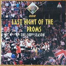 LAST NIGHT OF THE PROMS: The 100th Season (1994)  CD ALBUM BBC
