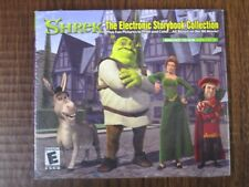 New listing Software Pc Shrek The Electronic Storybook Collection 2001 New Sealed